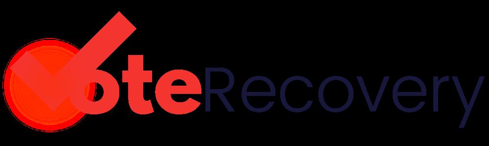 Vote Recovery Hub Wordmark