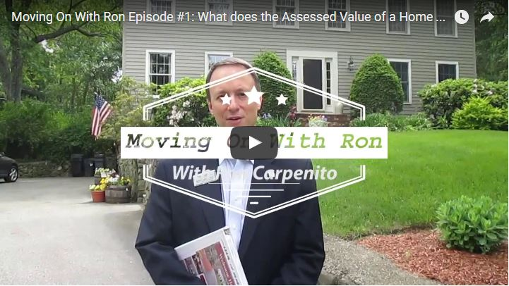 What does the assessed value of a home mean