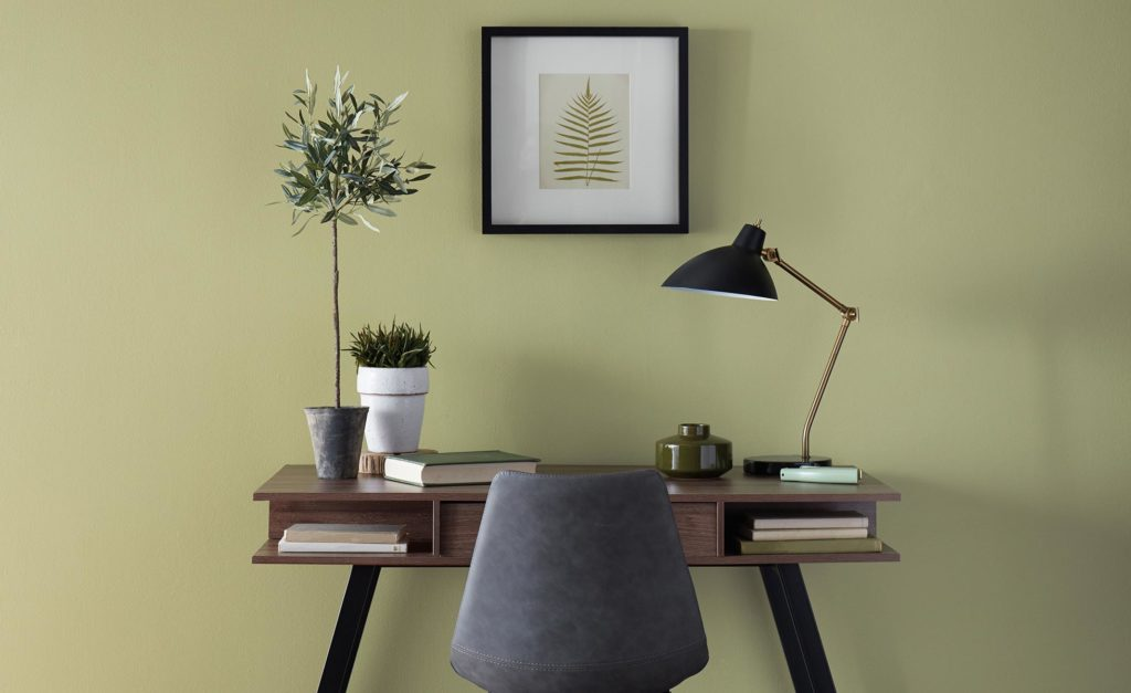 Behr Back to Nature Color of the Year