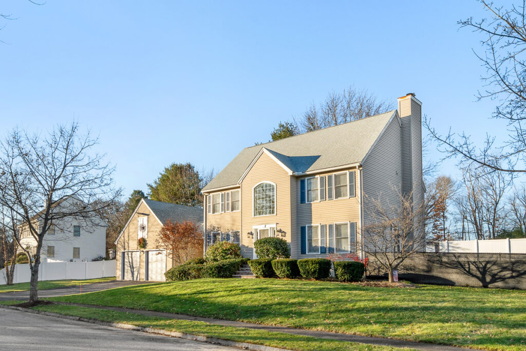 Haverhill MA Colonial for Sale