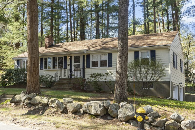 Reading, MA Home for Sale
