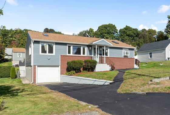 Methuen MA 3 Bed Ranch for Sale