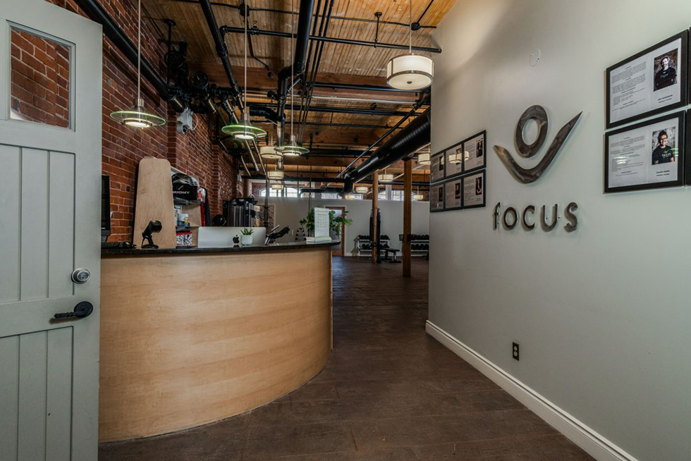 Introducing: Focus Home Fitness