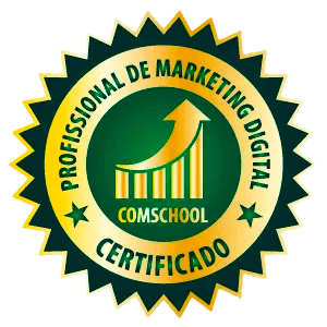 Comschool - Certificado: Profissional de Marketing Digital