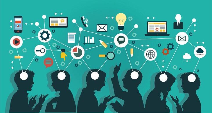 Todo o negócio caminha junto quando todos compreendem os objetivos. Compartilhe conhecimento.