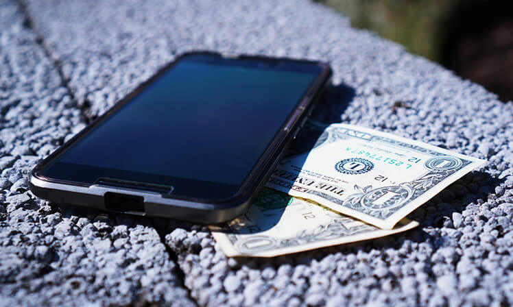 Smartphones ganham destaque nas formas de pagamento