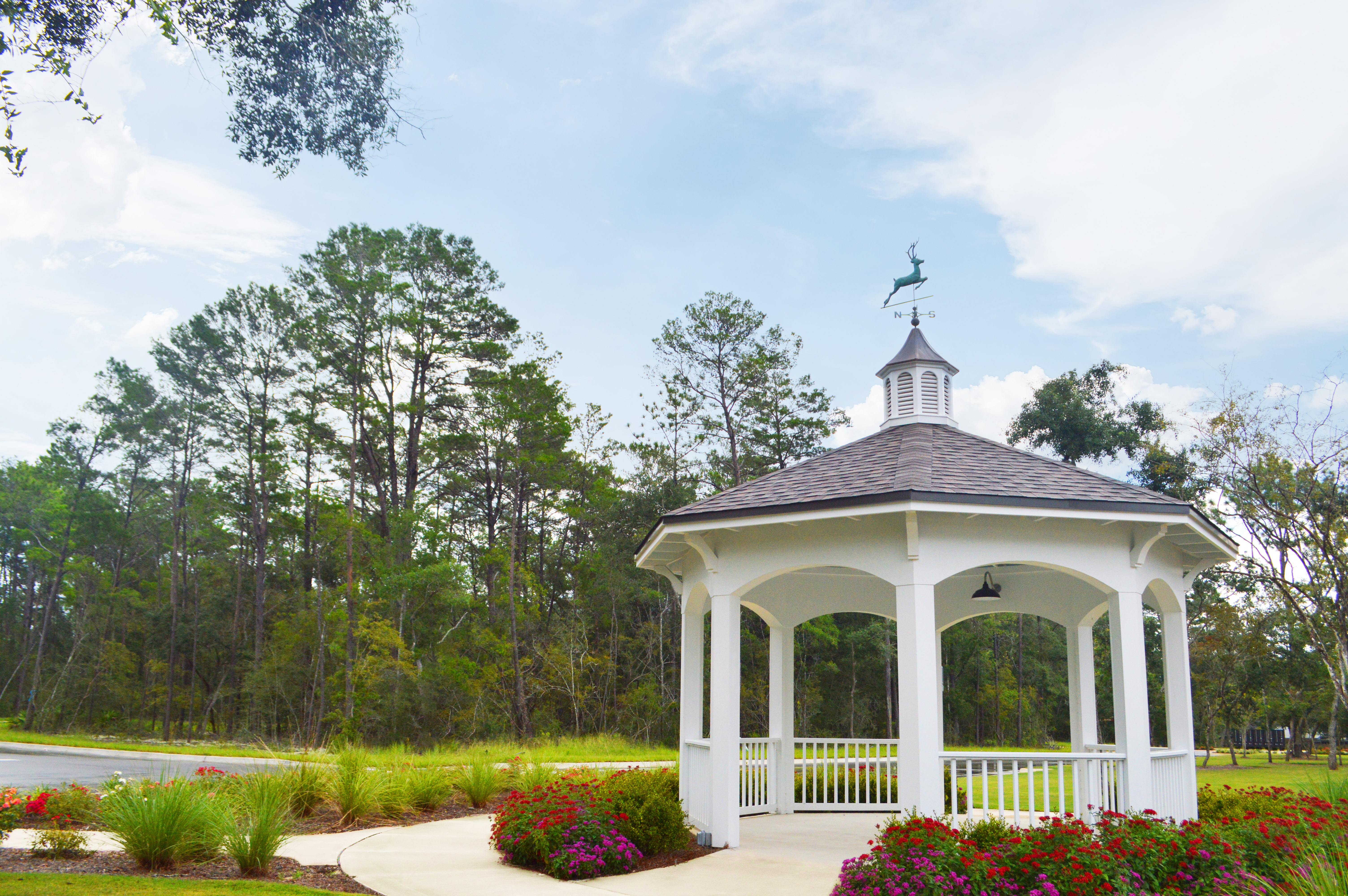 Deer Moss Creek Gazebo