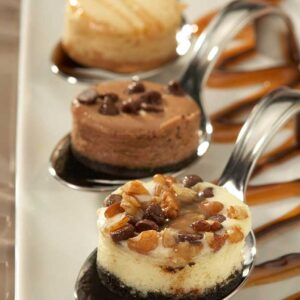 Fox River Dairy Kabobs cheesecake chocolate asst
