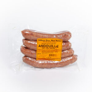 Williams Brothers andouille sausage
