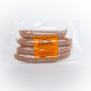 Williams Brothers apple cinnamon sausage link