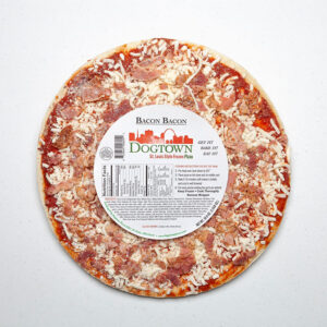 Dogtown Pizza bacon