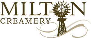 milton creamery logo