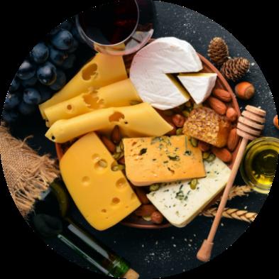 Fox River Diary cheese