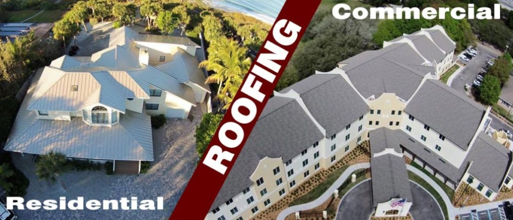 Roofing - residential and commercial