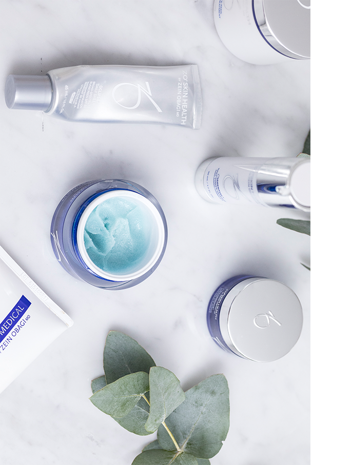 Zo Skin Health Skin care Line carried at KT Aesthetics and Beauty