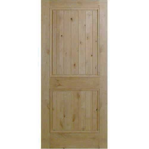 Knotty-Alder-ka_6-8_2-panel-square-top-interior-door