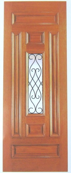 Expo & Wrought Iron Doors