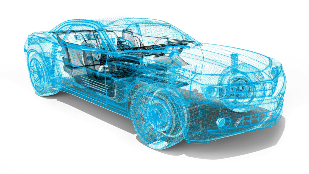 camaro blue lines
