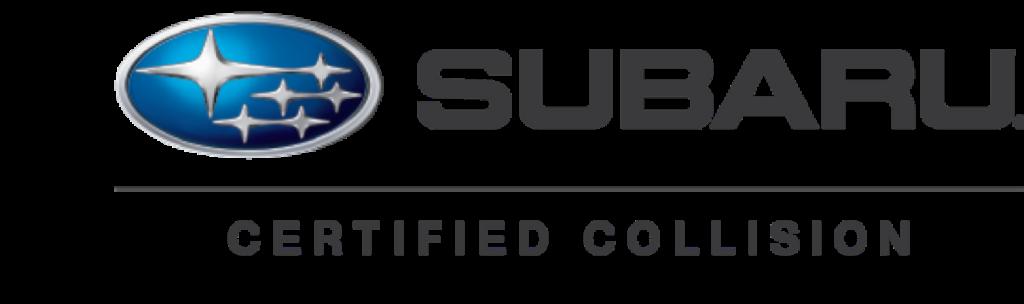 Subaru OEM certified