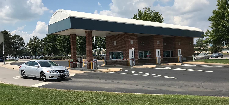 Image of Fort Wayne International Airport Parking Gates