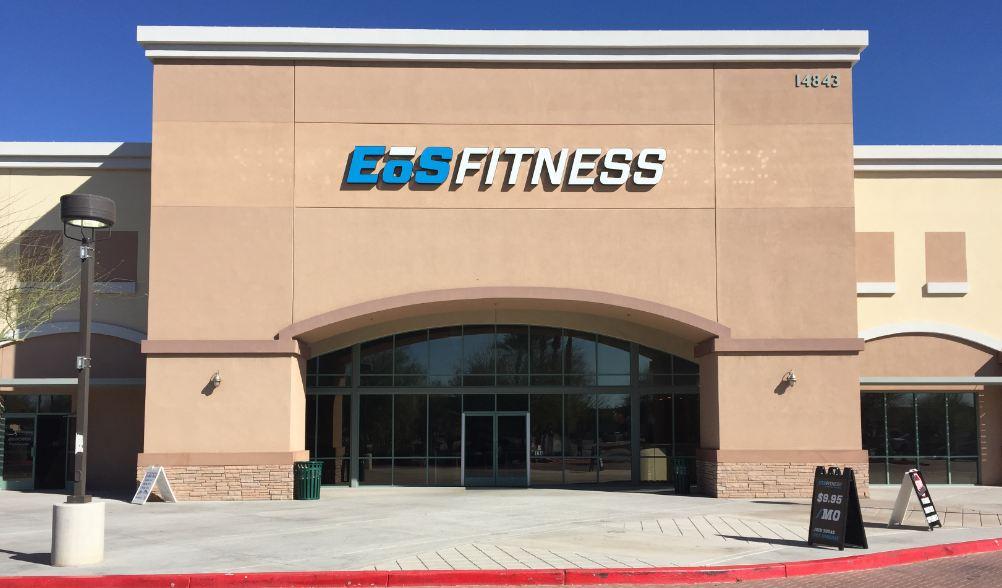 EOS Fitness Locations
