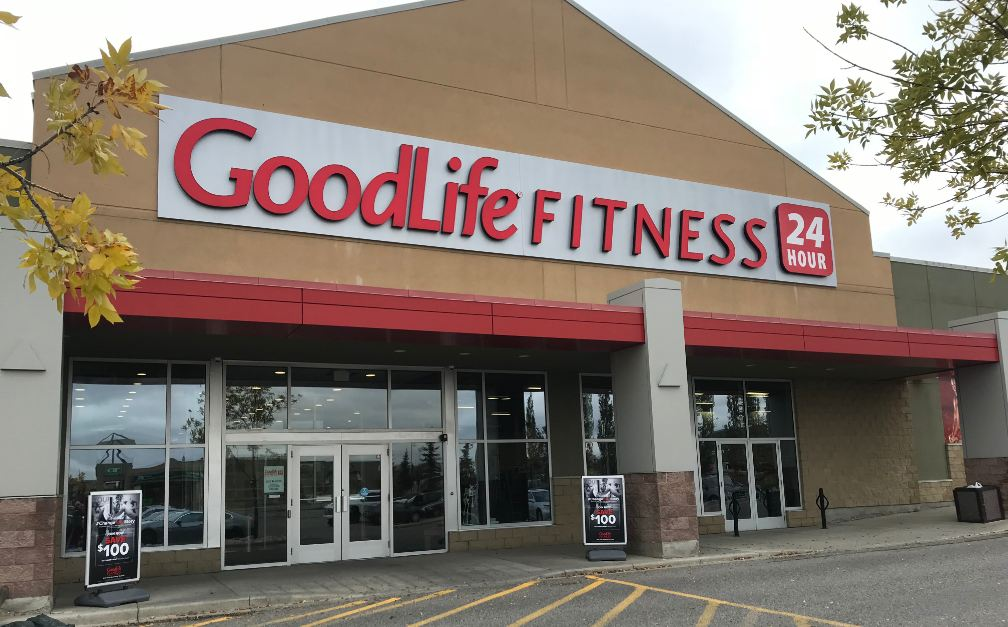 GoodLife Fitness Prices 2020