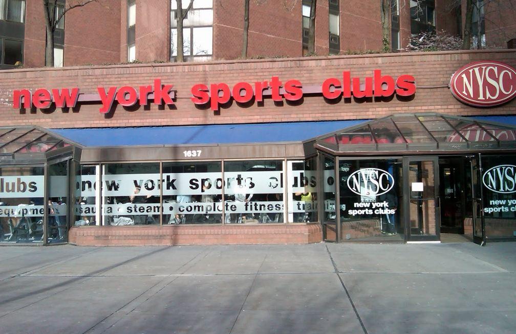 New York Sports Club Prices list 2020