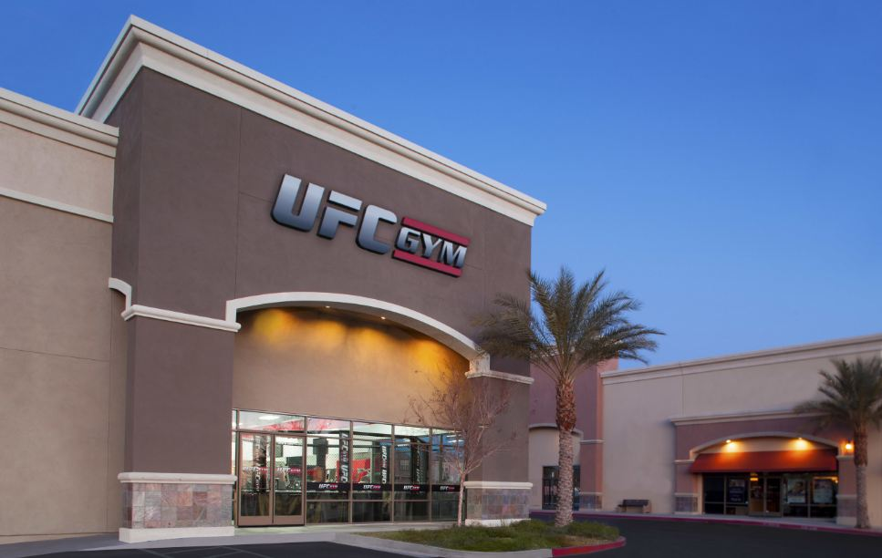 UFC Gym Prices