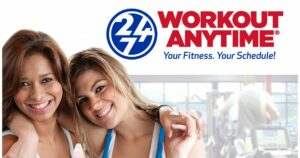 Workout Anytime Prices