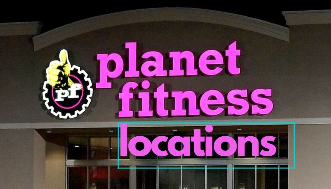 planet fitness locations