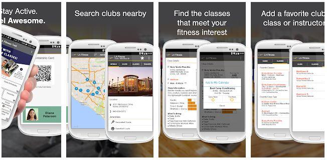 la fitness app
