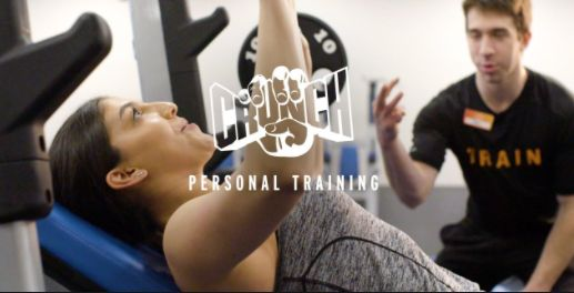 Crunch Fitness Personal Trainer Cost