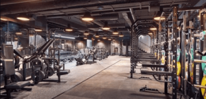 anytime fitness Facilities