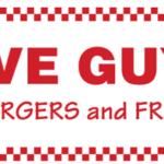 Five Guys Menu Prices