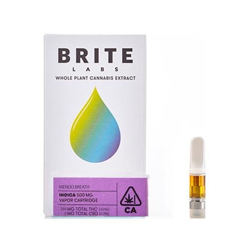 Enjoymint Delivered Brite Labs Mendo Breath