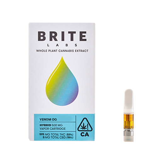 Enjoymint Delivered Brite Labs Venom OG