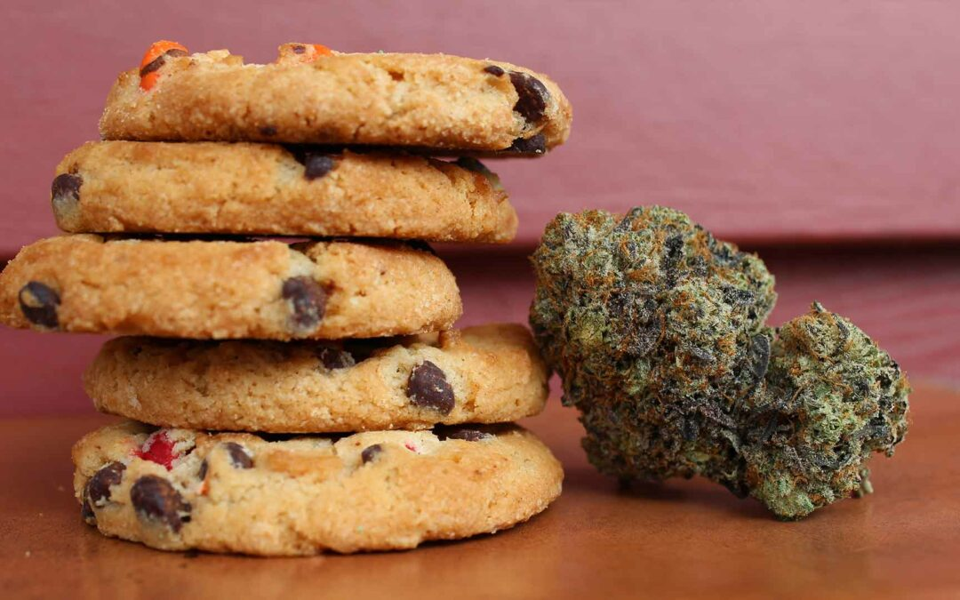 How to make Cannabis Infused Cookies for National Cookie Day