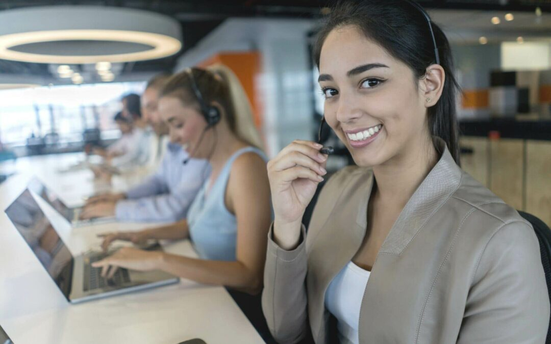 The Evolution of Contact Centers