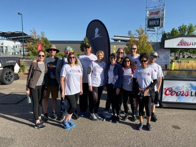 Walking the Walk and Running for a Cure with St. Jude