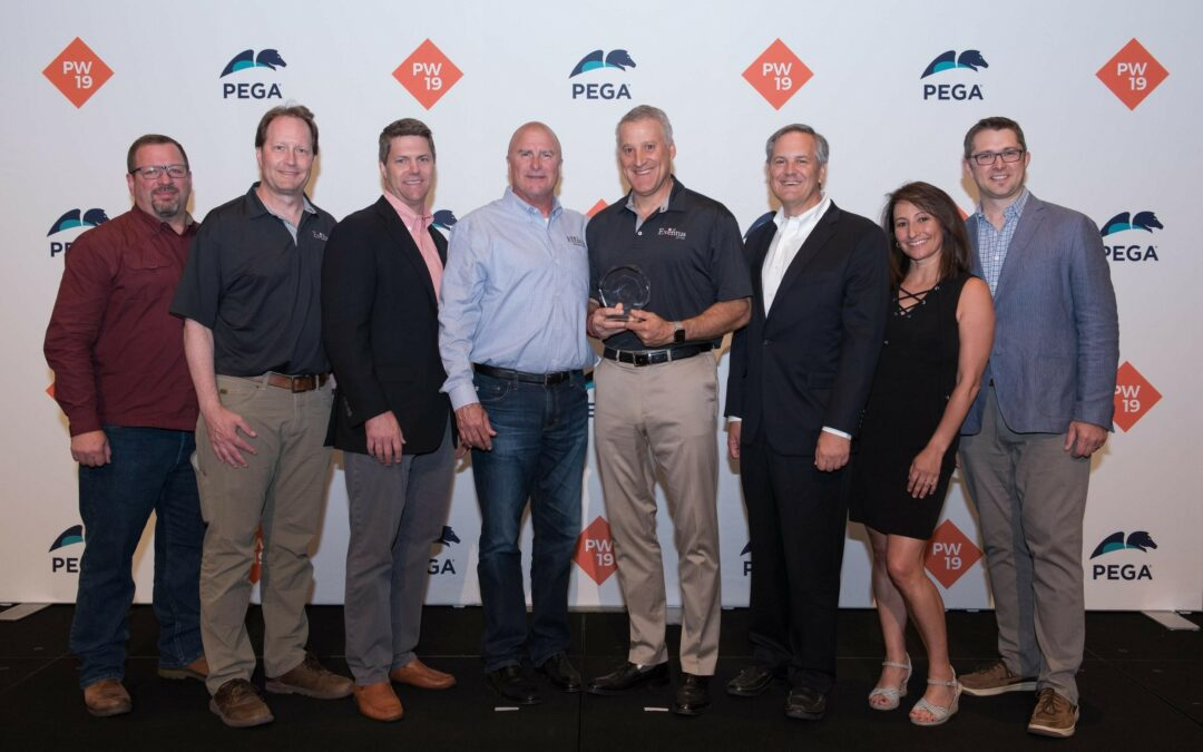 Eventus Solutions Group Recognized for Excellence in Digital Transformation at PegaWorld 2019