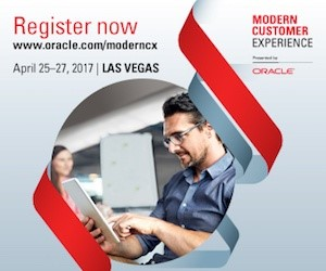 Eventus Sponsors Oracle Modern Service Experience Conference