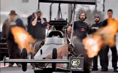 Paul Noakes to Sub for Joe Morrison in Leverich Top Fuel Entry at Gatornationals