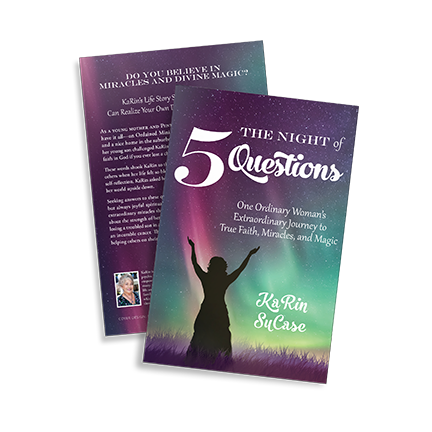 The Night of 5 Questions by KaRin SuCase