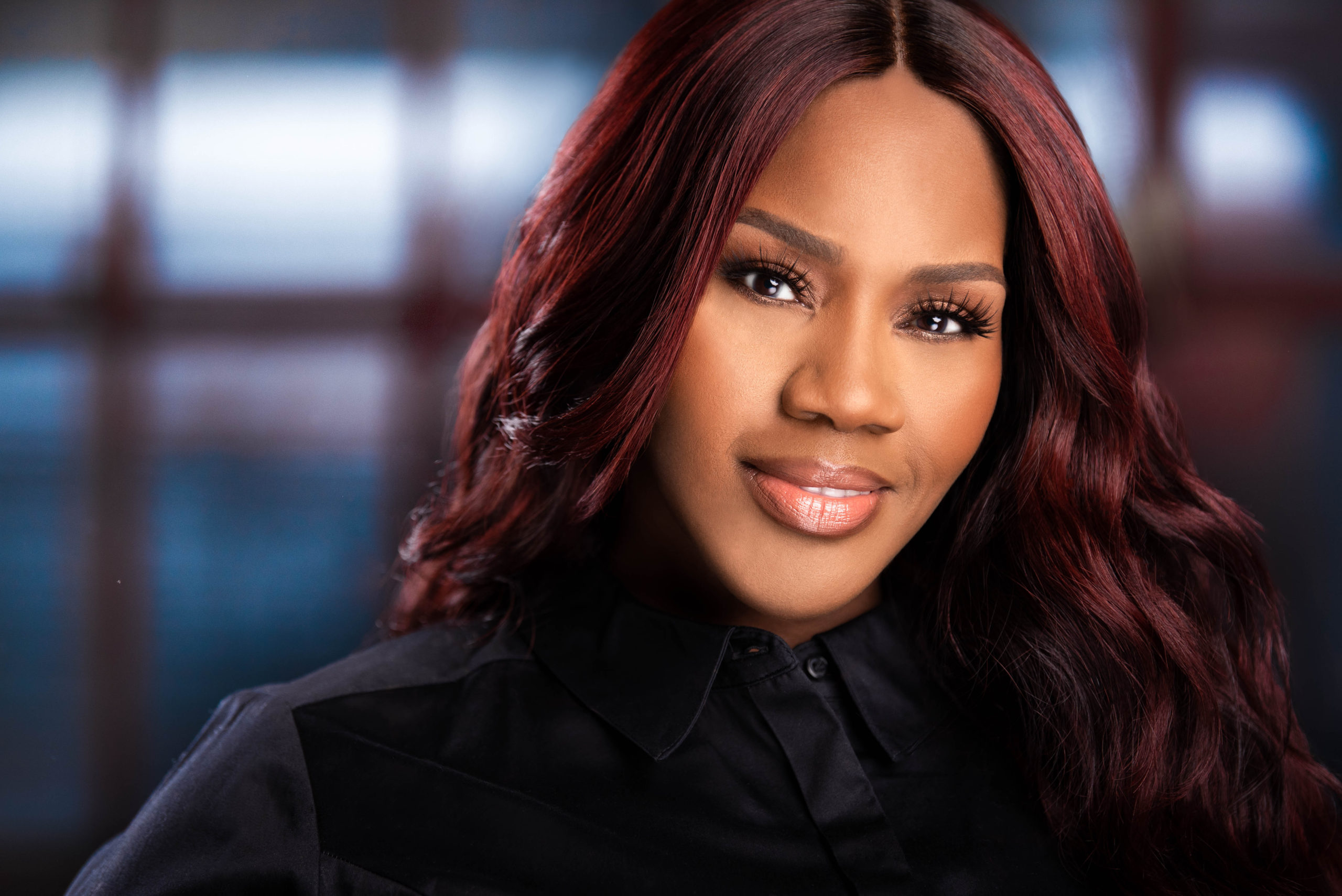 Exclusive: Kelly Price Announces New Plus Size Clothing Line On The Chenese Lewis Show