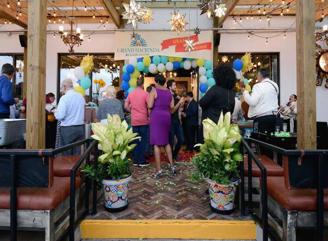 Grand Opening Grand  Hacienda Restaurant 4th Street St Petersburg Florida
