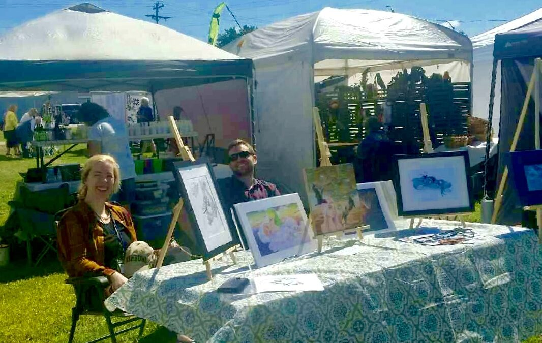 Art on Main (TLCFA) Aug 8, 2020