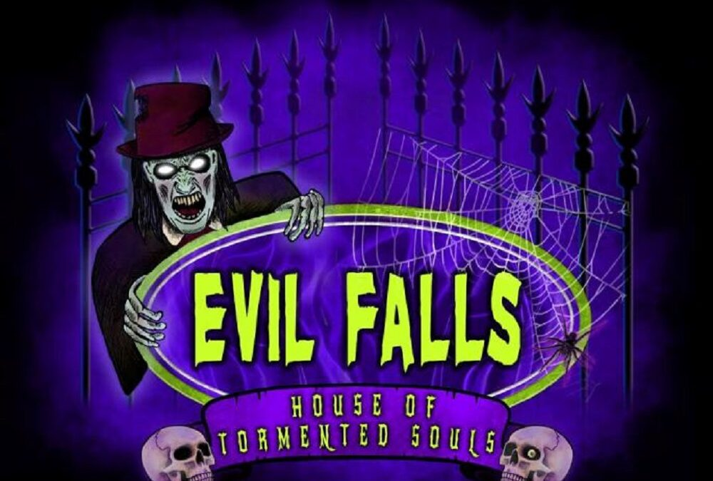 Evil Falls House of Tormented Souls  Haunted House
