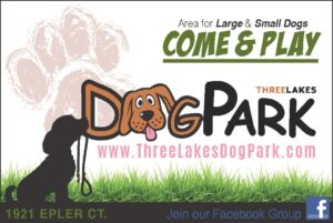 Three Lakes Dog Park