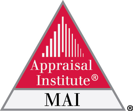 Click here to learn more about the MAI designation from the Appraisal Institute.