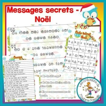 Messages secrets de Noël